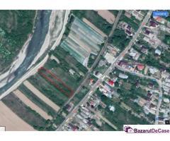 Vand teren intravilan 2400mp,sat Priboiu,comBranesti,judDambovita