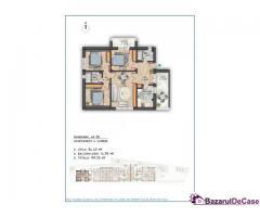 Apartament 3 camere Titan-Metrou 1 Decembrie 1918 Finalizat!!