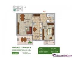 Apartament 2 camere-Ansamblu rezidential modern-Titan, Nicolae Teclu