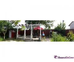 Casa Mobilata si Teren 408 mp in Domnesti, Teghes - 110.000 Euro