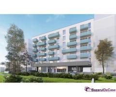 Apartament 1 camera+living, bloc nou,Marasti-Bulgaria