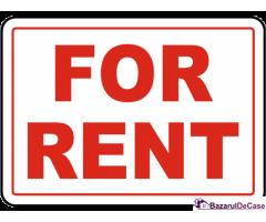 Inchiriez apartament 2 camere - Aleea Fetesti