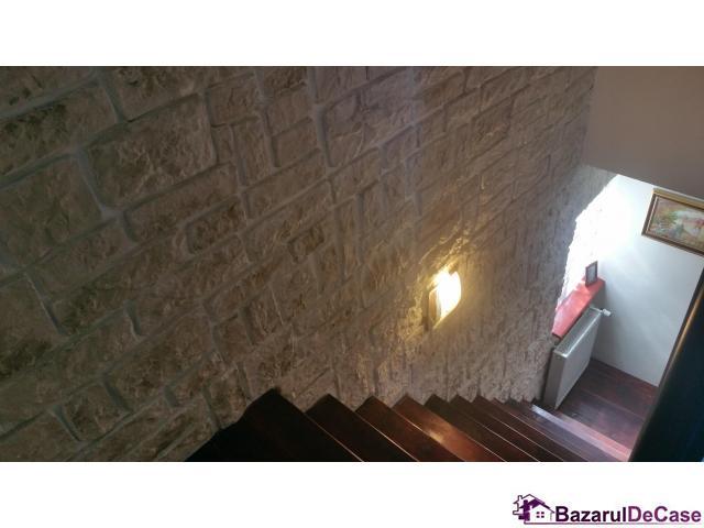 Casa Mobilata si Teren 408 mp in Domnesti, Teghes - 89.000 E neg. - 7/12