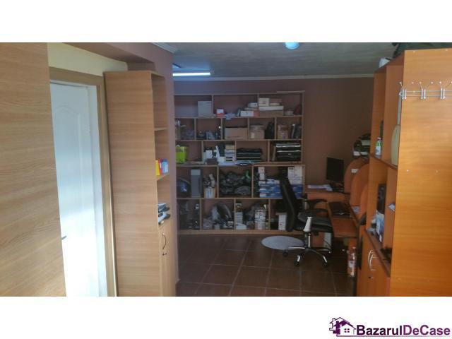 Casa Mobilata si Teren 408 mp in Domnesti, Teghes - 89.000 E neg. - 12/12