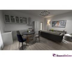 Apartament cu 3 camere   Direct dezvoltator - Turnisor