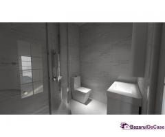 Apartament 3 camere   56 mpu   Etaj 1  Turnişor