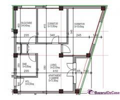 Apartament 3 camere | Rate la dezvoltator | COMISION 0%